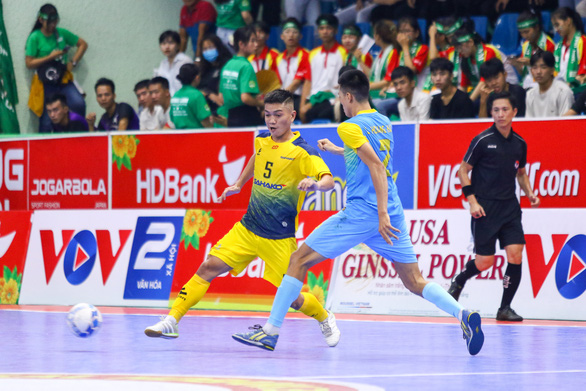 Giải futsal HDBank vô địch quốc gia 2020: khép lại với nhiều dấu ấn đặc biệt - Ảnh 3.