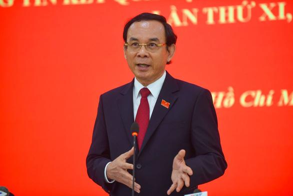 Đại biểu Nguyễn Văn Nên chuyển về Đoàn đại biểu Quốc hội TP.HCM - Ảnh 1.