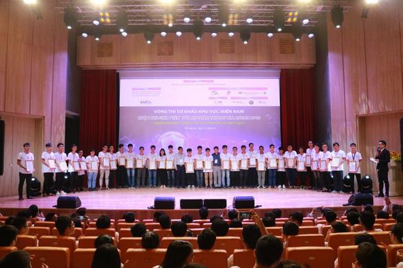 SIU tiếp tục đăng cai vòng sơ khảo cuộc thi 'Sinh viên với An toàn thông tin ASEAN 2020' - Ảnh 1.
