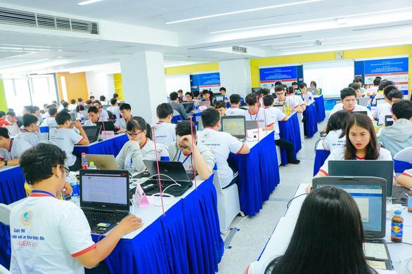 SIU tiếp tục đăng cai vòng sơ khảo cuộc thi 'Sinh viên với An toàn thông tin ASEAN 2020' - Ảnh 2.