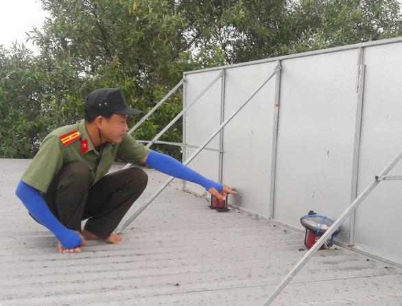 4 tàu cá gỡ thiết bị giám sát hành trình để đối phó cơ quan chức năng - Ảnh 1.
