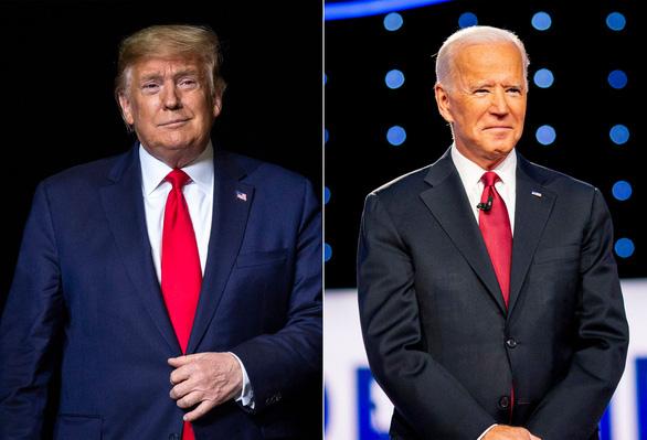 Trump - Biden được mách nước chơi đòn gì trước giờ tranh luận? - Ảnh 1.