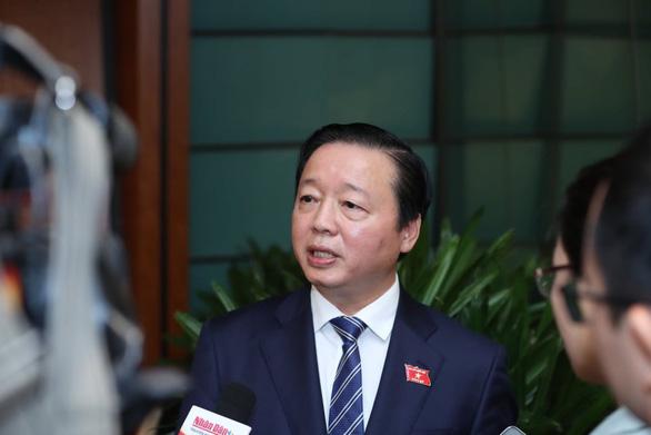 Bộ trưởng Trần Hồng Hà: Không nên tiếp tục phát triển thủy điện nhỏ - Ảnh 1.