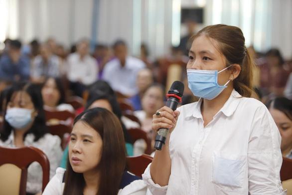 Các bên nói gì về SGK lớp 1 mới tại hội thảo của Sở GD-ĐT TP.HCM? - Ảnh 4.