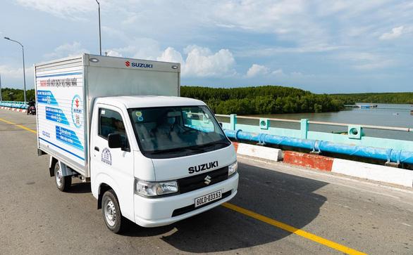 Suzuki tung khuyến mãi đặc biệt cho xe tải nhẹ - Ảnh 1.