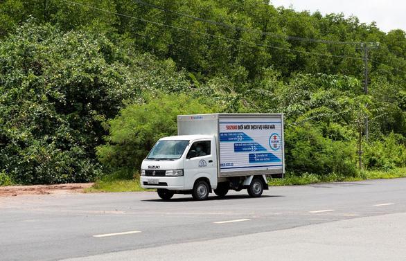 Suzuki tung khuyến mãi đặc biệt cho xe tải nhẹ - Ảnh 3.
