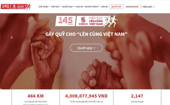 Chương trình chạy tiếp sức Lên cùng Việt Nam chính thức xuất phát tại Hạ Long - Ảnh 5.