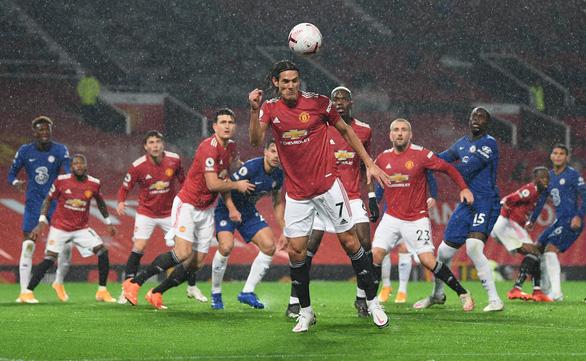 Man Utd và Chelsea bất phân thắng bại trong ngày Cavani ra mắt - Ảnh 1.