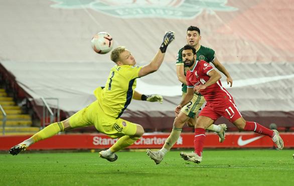 Thắng ngược Sheffield, Liverpool bắt kịp đội đầu bảng Everton - Ảnh 3.