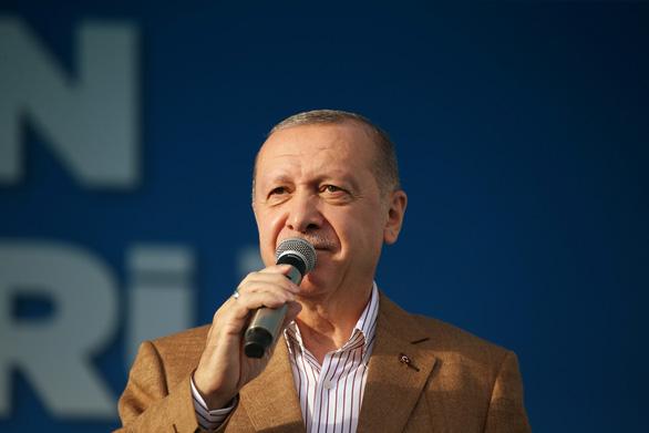 Tổng thống Thổ Nhĩ Kỳ cương quyết đối đầu tổng thống Pháp - Ảnh 1.