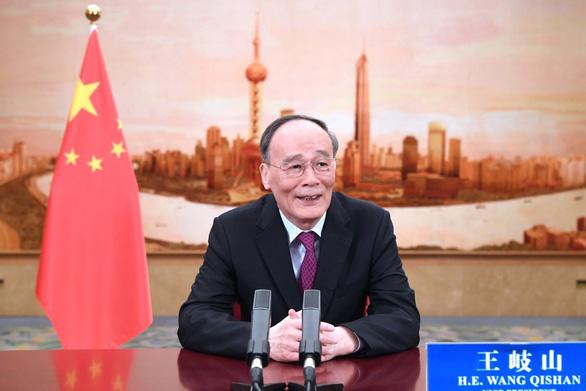 Phó chủ tịch Trung Quốc đưa ra thông điệp kinh tế sau gần một năm im lặng - Ảnh 1.