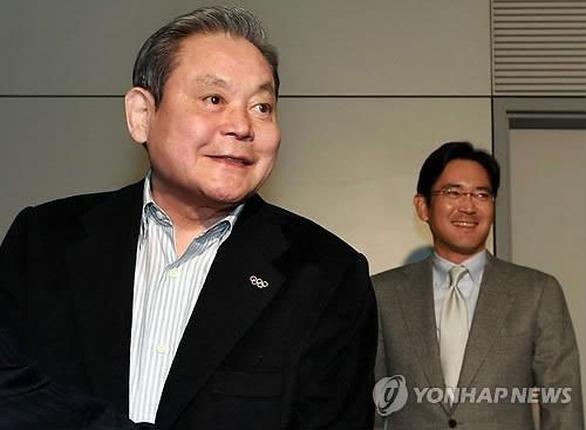 Chủ tịch Tập đoàn Samsung qua đời - Ảnh 3.