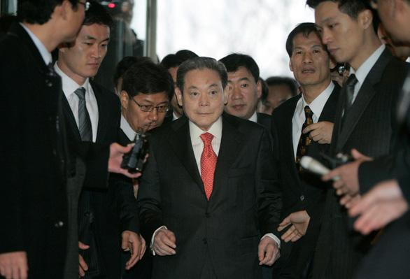 Chủ tịch Tập đoàn Samsung qua đời - Ảnh 1.