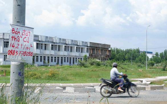 Nhiều địa phương ra tay ngăn bất động sản bị thổi giá - Ảnh 1.