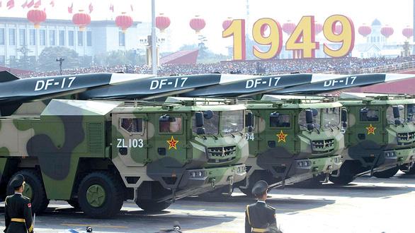 Thông điệp sẵn sàng cho chiến tranh của Trung Quốc có ý gì? - Ảnh 1.