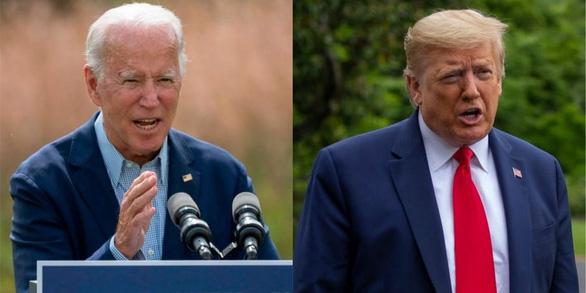 Ông Biden phản pháo: Công kích con cái của đối thủ chính trị là thô bỉ - Ảnh 1.