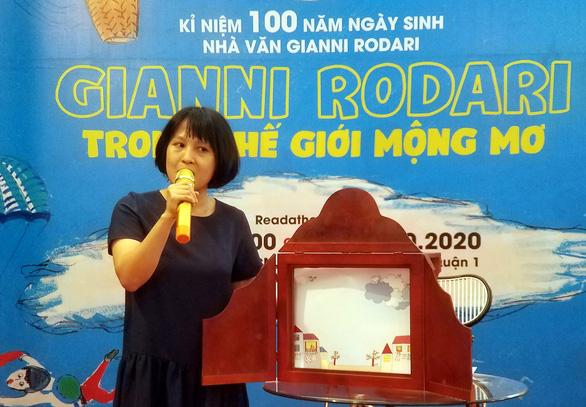 Đọc truyện Gianni Rodari khơi gợi các bé ý tưởng bảo vệ môi trường - Ảnh 4.