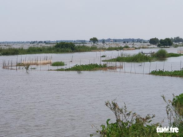 Đồng bằng sông Cửu Long: Lũ sẽ xuống chậm trong các ngày tới - Ảnh 4.