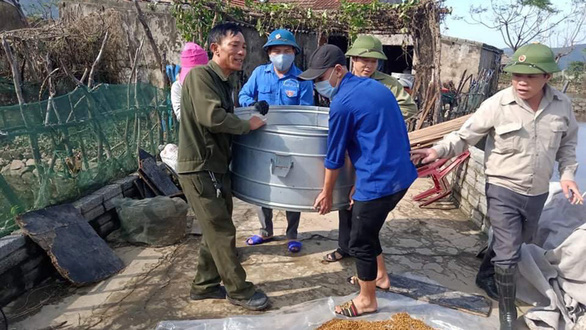 Hà Tĩnh đã hứng đợt mưa chưa từng có từ năm 1960 - Ảnh 1.