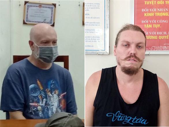 Việt Nam bắt giữ và bàn giao 2 tội phạm nguy hiểm bị truy nã ở Mỹ - Ảnh 1.