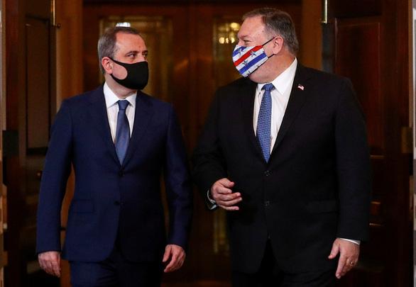 Azerbaijan và Armenia đạt được thỏa thuận ngừng bắn mới, áp dụng từ 26-10 - Ảnh 1.
