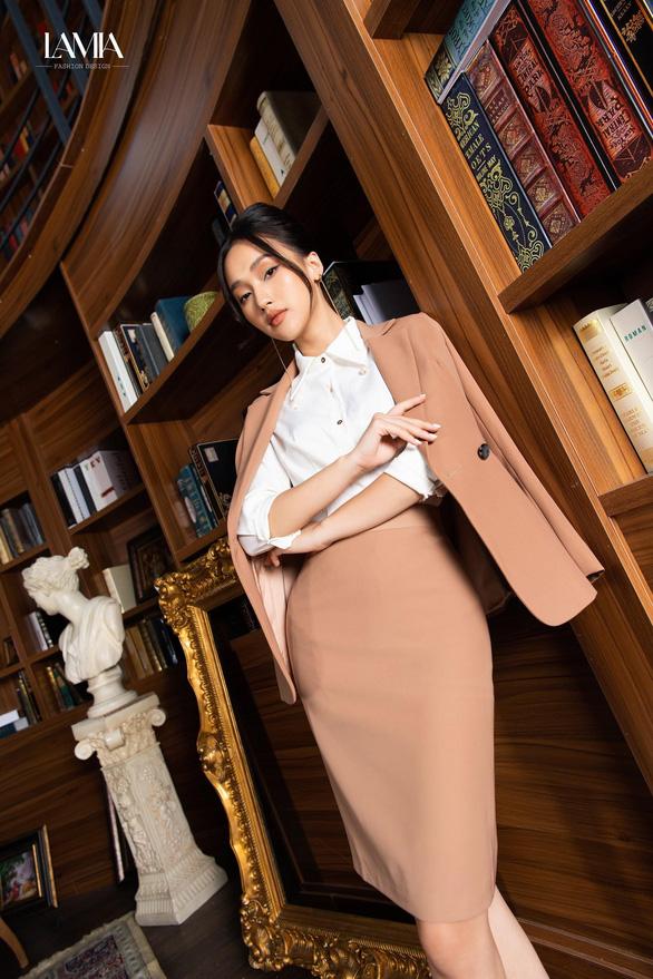 Thời trang Lamia ra mắt bộ sưu tập thể hiện đẳng cấp nữ quyền - Ảnh 1.