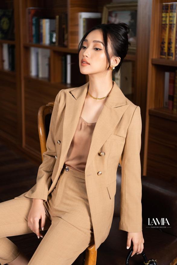 Thời trang Lamia ra mắt bộ sưu tập thể hiện đẳng cấp nữ quyền - Ảnh 2.