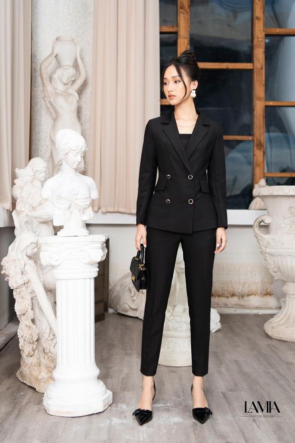 Thời trang Lamia ra mắt bộ sưu tập thể hiện đẳng cấp nữ quyền - Ảnh 3.