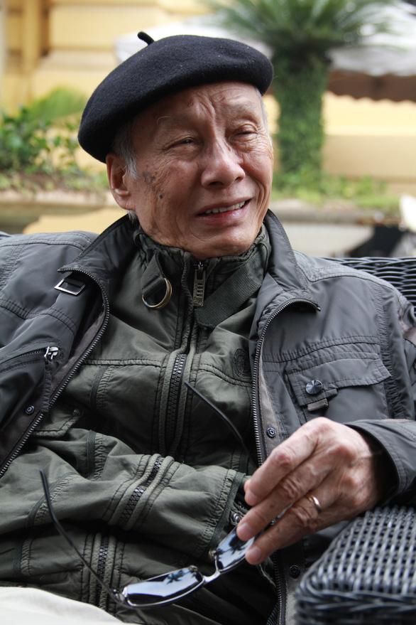 Nhạc sĩ Văn Ký - tác giả Bài ca hi vọng - vừa qua đời ở tuổi 92 - Ảnh 1.