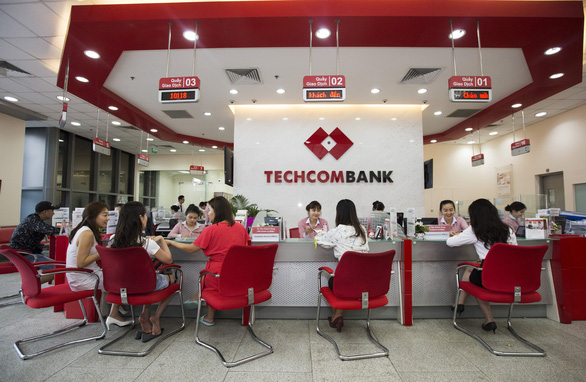 Techcombank đạt lợi nhuận trước thuế 10.700 tỉ đồng 9 tháng đầu năm - Ảnh 1.