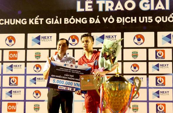 PVF vô địch U15 quốc gia 2020 - Ảnh 2.