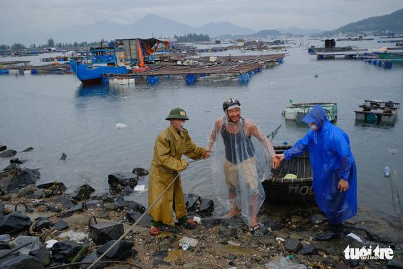 Đà Nẵng lên kịch bản sơ tán tới 140.000 dân ứng phó bão số 9 - Ảnh 1.