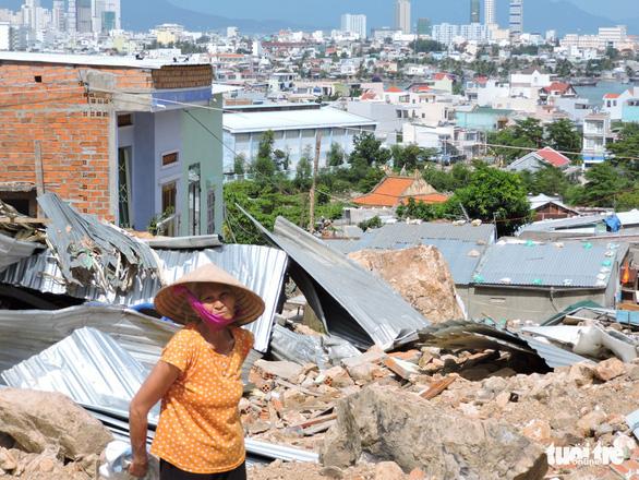 Khánh Hòa còn hơn 23.000 dân đang nằm trong vùng nguy cơ sạt lở - Ảnh 1.