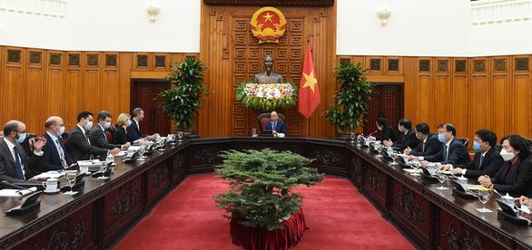 Các doanh nghiệp Mỹ muốn tiếp tục đầu tư mạnh vào Việt Nam - Ảnh 1.