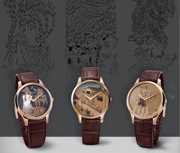 Khám phá câu chuyện những chiếc đồng hồ Thụy Sĩ phiên bản Việt - Ảnh 2.