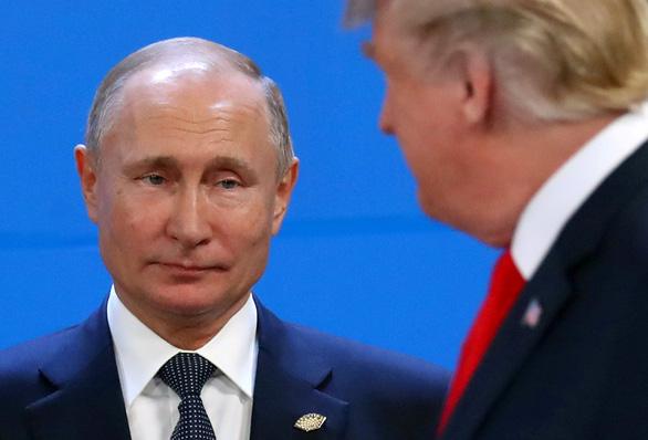 Ông Putin chưa công nhận ông Biden là tổng thống Mỹ đắc cử - Ảnh 1.