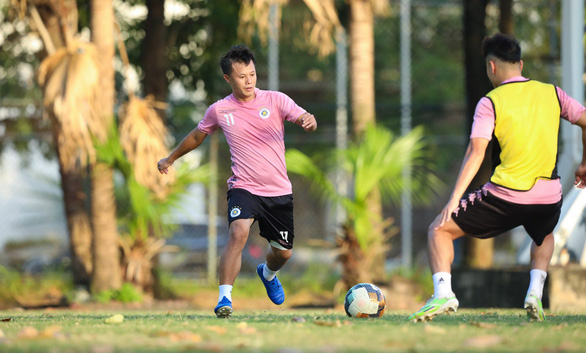 Thành Lương dè chừng Hoàng Đức trước đại chiến Viettel - Hà Nội FC - Ảnh 1.