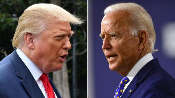 Ông Joe Biden thừa nhận khả năng bị ông Trump đánh bại - Ảnh 1.