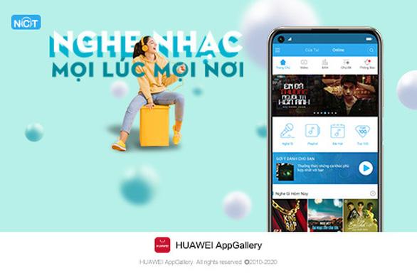 Trải nghiệm giải trí đỉnh cao cùng Huawei App Gallery - Ảnh 1.