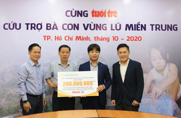 Gần 77.000 lượt đóng góp của người dân qua Ví MoMo, vượt mốc 4 tỉ - Ảnh 1.