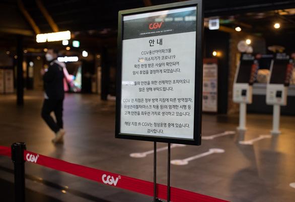 CGV đóng 30% rạp ở Hàn, các rạp phim thế giới loay hoay... chờ chết? - Ảnh 1.