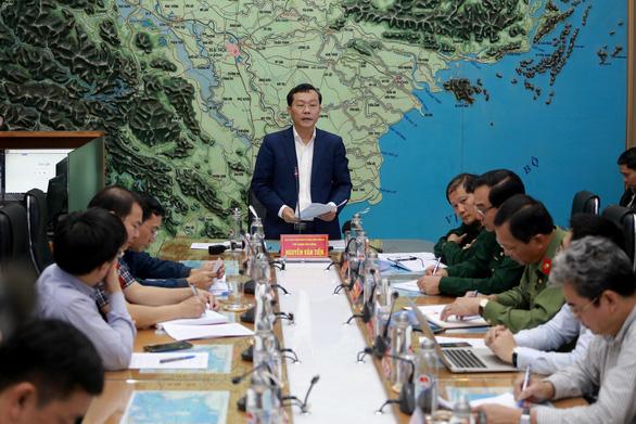 Thủ tướng yêu cầu lập sở chỉ huy tiền phương để chống bão số 9 - Ảnh 1.