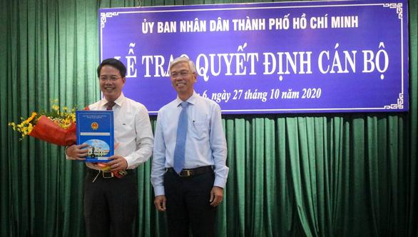 Bà Lê Thị Thanh Thảo làm chủ tịch UBND quận 6 - Ảnh 2.