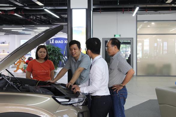 Giá xe hơi mùa dịch: Cần có chính sách giảm thuế dài hơi - Ảnh 1.