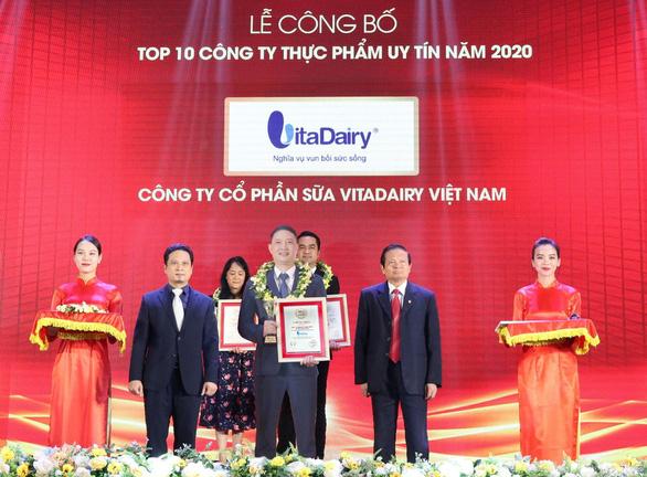 VitaDairy là ông lớn thứ 2 trong ngành sữa bột tại Việt Nam - Ảnh 1.
