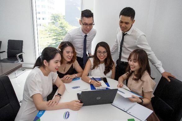 Vinamilk liên tiếp  được bình chọn là nơi làm việc tốt nhất Việt Nam - Ảnh 2.