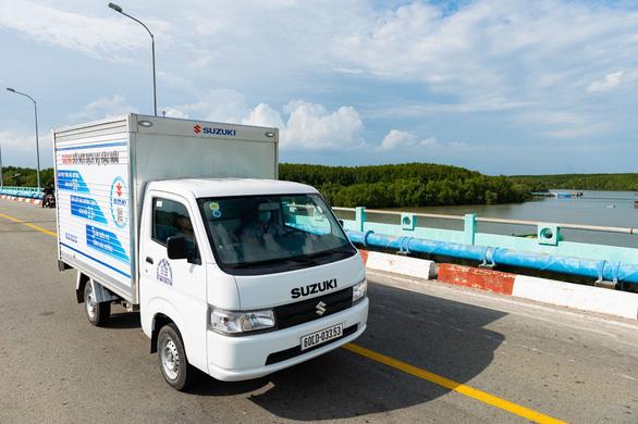 Tại sao xe tải nhẹ Super Carry Pro của Suzuki được tin dùng? - Ảnh 1.
