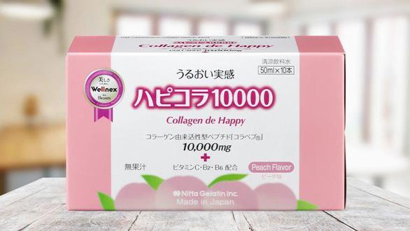 Collagen De Happy 10.000mg có tốt không? - Ảnh 1.