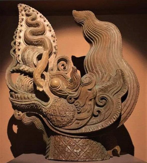 Thương hiệu Việt sáng tạo Rồng Việt đương đại kỉ niệm 1010 năm Thăng Long - Hà Nội - Ảnh 1.