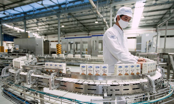 Vinamilk liên tiếp  được bình chọn là nơi làm việc tốt nhất Việt Nam - Ảnh 4.